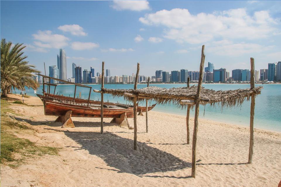 Bezienswaardigheden tour door Abu Dhabi vanuit Dubai