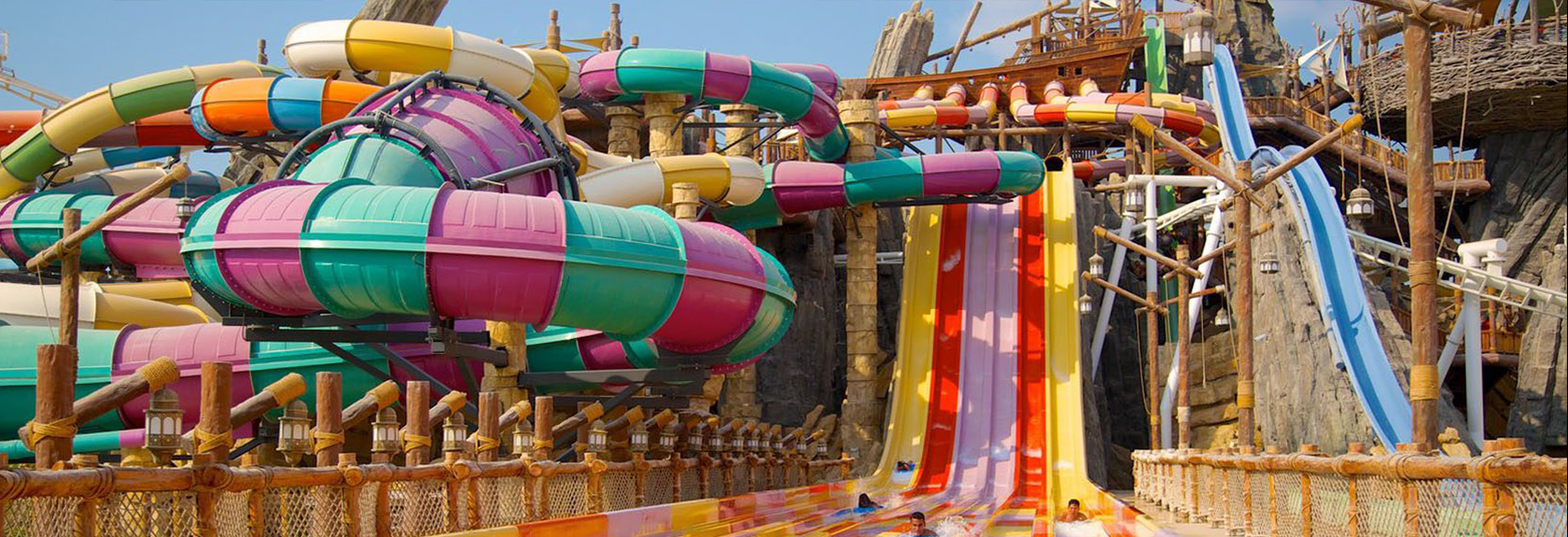 Tickets Yas Waterworld